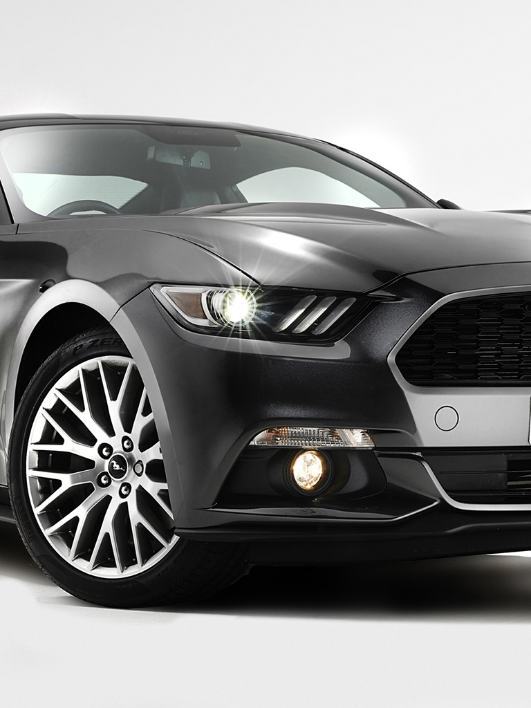 Ford Mustang for T3 photo