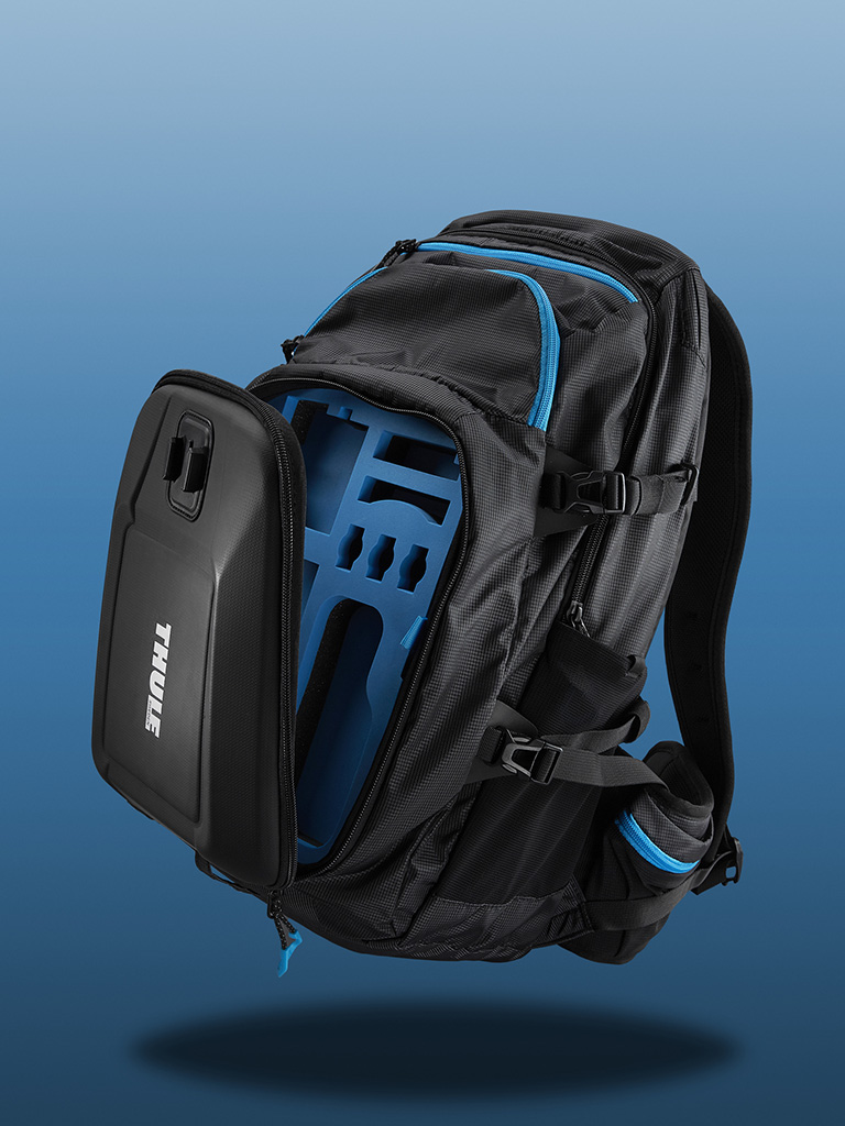 Thule backpack photo
