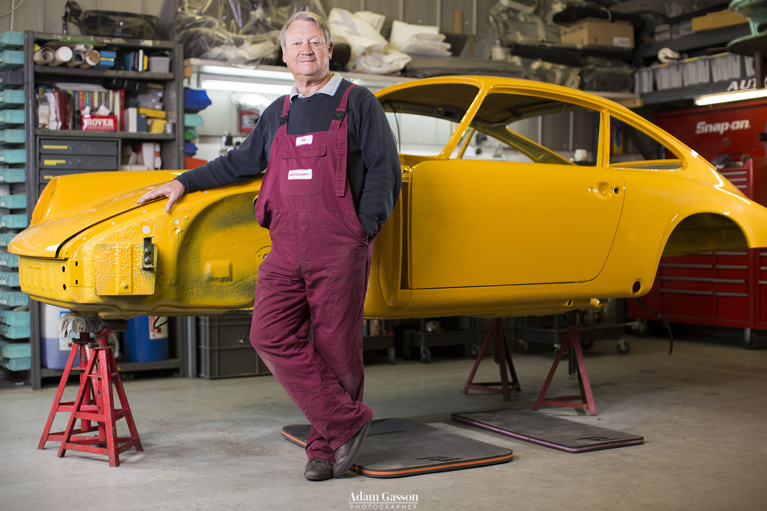 RAC Car Restorers photos