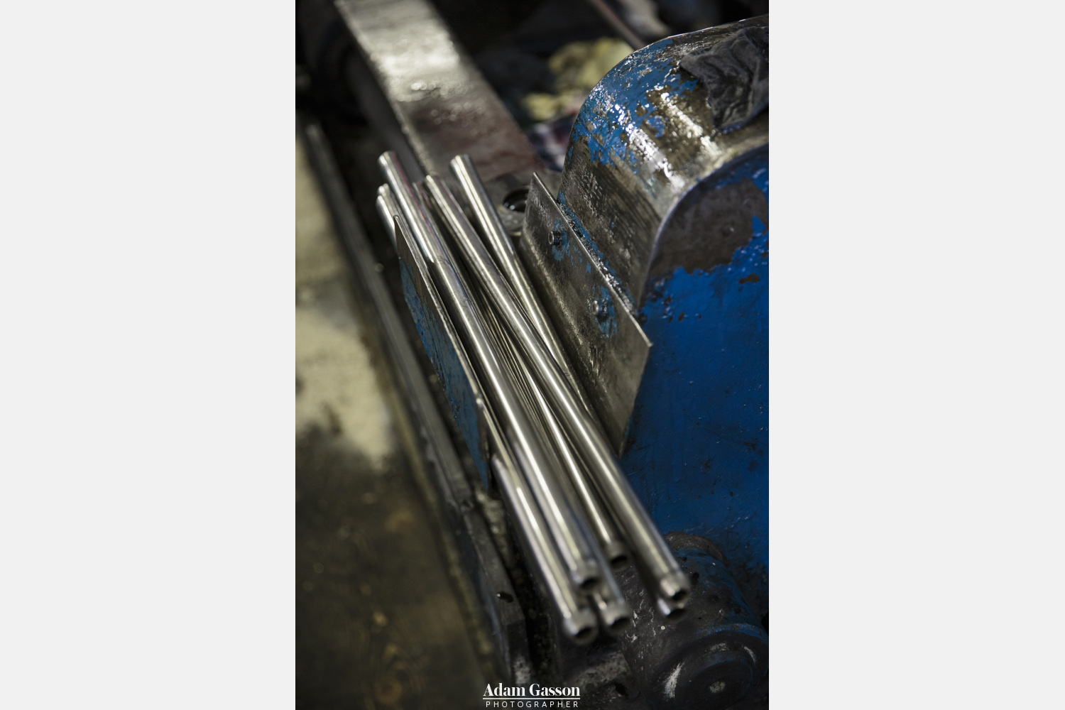 World Steel Association Reynolds Tubing photos