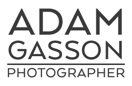 Adam Gasson Photographer logo